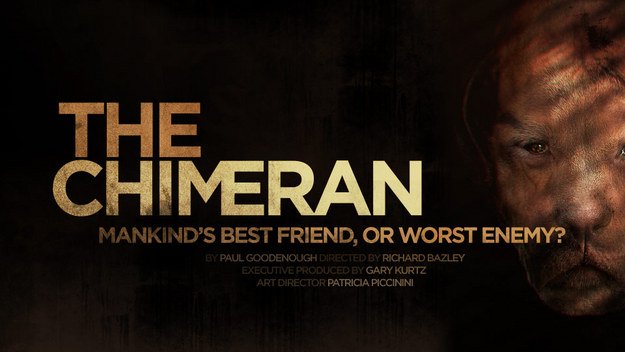 The Chimeran Poster